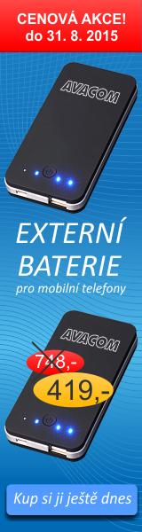 Extern� baterie AVACOM L910 Li-Pol 5V 15Wh USB