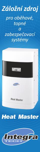 Heat Master - modern� �e�en� ochrany topn�ch, ob�hov�ch a bezpe�nostn�ch syst�m�