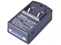 Nabíjecí souprava ACFR pro nabíjení Li-Fe baterie CRV3 + 1x Li-Fe baterie CR-V3 1100mAh
