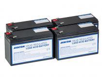 AVACOM bateriový kit pro renovaci RBC107 (4ks baterií typu HR)