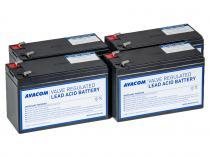 AVACOM bateriový kit pro renovaci RBC115 (4ks baterií)