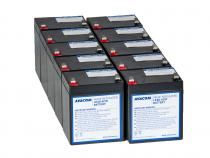 AVACOM bateriový kit pro renovaci RBC117 (10ks baterií typu HR)