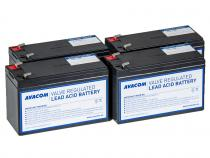 AVACOM bateriový kit pro renovaci RBC132 (4ks baterií typu HR)