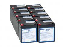 AVACOM bateriový kit pro renovaci RBC143 (10ks baterií)