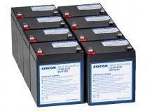 AVACOM bateriový kit pro renovaci RBC152 (8ks baterií typu HR)