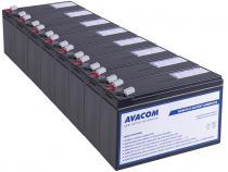 AVACOM bateriov� kit pro renovaci RBC26 (8ks bateri�)