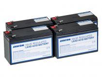 AVACOM bateriový kit pro renovaci RBC57 (4 ks baterií)