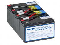 AVACOM náhrada za RBC8 - baterie pro UPS (4ks baterií typu HR)