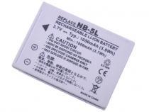 Canon NB-5L Li-Ion 3.7V 1050mAh 3.9Wh