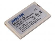 Minolta NP-200 Li-Ion 3.7V 900mAh 3.3Wh