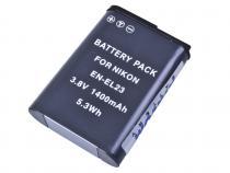 Nikon EN-EL23 Li-Ion 3.8V 1400mAh 5.3Wh