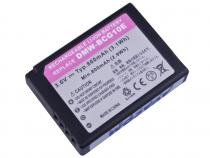 Panasonic DMW-BCG10 Li-Ion 3.6V 860mAh 3.1Wh