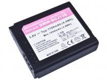 Panasonic DMW-BCJ13, BC13E Li-Ion 3.6V 1100mAh 4Wh