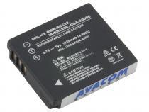 Panasonic CGA-S005, Samsung IA-BH125C, Ricoh DB-60, Fujifilm NP-70 Li-Ion 3.7V 1320mAh 4.9Wh