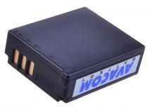 Panasonic CGA-S007, DMW-BCD10 Li-Ion 3.7V 1000mAh 3.7Wh