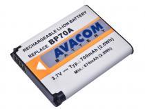 Samsung BP-70A Li-ion 3.7V 700mAh 2.6Wh