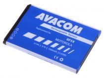 Baterie do mobilu Motorola Defy Li-Ion 3,7V 1500mAh (náhrada za BF5X)