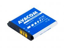 Baterie do mobilu Nokia 6233, 9300, N73 Li-Ion 3,7V 1070mAh (n�hrada BP-6M)