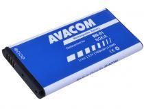 Baterie do mobilu Nokia X Li-Ion 3,7V 1500mAh (náhrada BN-01)