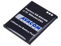 Baterie do mobilu Panasonic EB-X400 Li-Ion 3,6V 600mAh (náhrada EB-BSX400)