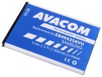 Baterie do mobilu Samsung S5830 Galaxy Ace Li-Ion 3,7V 1350mAh (n�hrada EB494358VU)