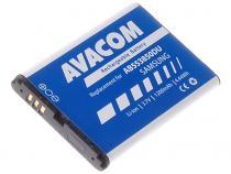 Baterie do mobilu Samsung  D880 DuoS Li-Ion 3,6V 1200mAh (náhrada AB553850DU)