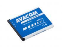 Baterie do mobilu Sony Ericsson U100, Elm Li-Ion 3,7V 1000mAh (náhrada BST-43)