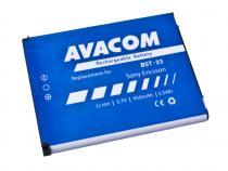 Baterie do mobilu Sony Ericsson K550i, K800, W900i Li-Ion 3,7V 950mAh (náhrada BST-33)