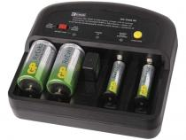 Nabíječka baterií (AA, AAA, C, D, 9V) Emos MW9168