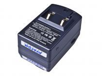 Nabíječka pro Li-Ion akumulátor Panasonic CGA-S005, Samsung IA-BH125C - ACM128