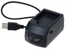 USB nabíječka AVEPU 158 pro Li-ion akumulátor Panasonic BCF10, S106