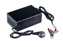 Nabíječka WILSTAR 24V/8A pro olověné AGM/GEL akumulátory (30 - 100Ah)