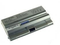 Sony VGN-VZ11, FZ21, FZ50, VGP-BPS8, VGP-BPL8 Li-ion 11,1V 5200mAh/58Wh silver