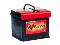 Autobaterie Banner 12V 44Ah (P4409) - Power Bull (startovací proud 420A) (doprava Toptrans/osobní odběr)