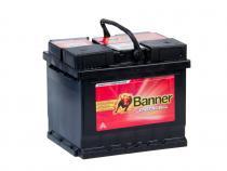 Autobaterie Banner 12V 44Ah (54409) - Starting Bull (startovací proud 360A) (doprava Toptrans/osobní odběr)