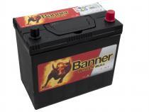 Autobaterie Banner 12V 45Ah (P4523) - Power Bull (startovací proud 360A) (doprava Toptrans/osobní odběr)