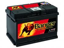 Autobaterie Banner 12V 60Ah L (56008) - Starting Bull (startovací proud 480A) (doprava Toptrans/osobní odběr)