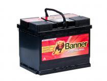 Autobaterie Banner 12V 62Ah (56219) - Starting Bull (startovací proud 510A) (doprava Toptrans/osobní odběr)