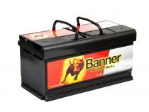 Autobaterie Banner 12V 88Ah (P8820) - Power Bull (startovací proud 680A) (doprava Toptrans/osobní odběr)