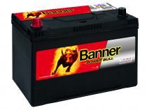 Autobaterie Banner 12V 95Ah (P9505) - Power Bull (startovací proud 720A) technologie Ca/Ca (doprava Toptrans/osobní odběr)