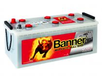 Autobaterie Banner 12V 180Ah (SHD68032) - Buffalo Bull (startovací proud 1000A) (doprava Toptrans/osobní odběr)
