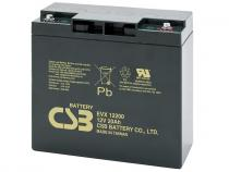 CSB 12V 20Ah olověný akumulátor DeepCycle AGM M5 (EVX12200)