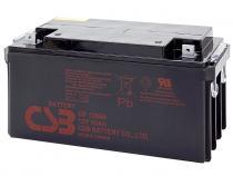 CSB 12V 65Ah olověný akumulátor M6 (GP12650)