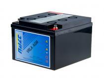 HAZE 12V 26Ah olověný akumulátor M5 12 let (HZB12-26)