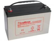 Leaftron 12V 100Ah olověný akumulátor DeepCycle AGM T11 (LTC12-100)