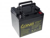 Long 12V 40Ah olov�n� akumul�tor F4