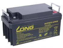 Long 12V 65Ah olověný akumulátor High Rate F8 (WPL65-12AN)