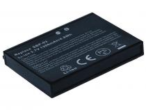 Baterie pro ASUS MyPal A636/A632/A639 Li-Ion 3,7V 1100mAh / 4,1Wh (náhrada SBP-03)