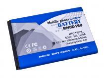 Baterie do mobilu HTC Hero, Droid  Li-Ion 3,7V 1500mAh (náhrada RHOD160)
