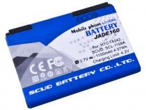 Baterie do mobilu HTC Touch 3G Li-Ion 3,7V 1100mAh (náhrada JADE160)